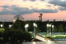 U.S. Open at Night